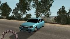 VAZ 2172 hatchback de 5 DV para GTA San Andreas