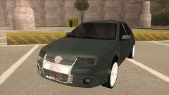 Jetta 2003 Version Normal para GTA San Andreas