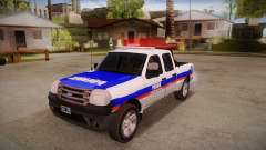 Ford Ranger 2011 Province of Buenos Aires Police