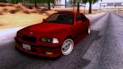 BMW M3 E36 Postura купе para GTA San Andreas