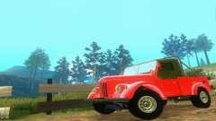 GAZ 69 Pickup