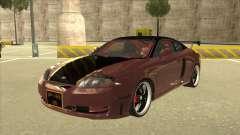 Hyundai Tiburon Coupe Tuning para GTA San Andreas