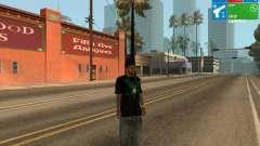 Nuevo narcotraficante Afro para GTA San Andreas