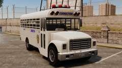 El autobús de la prisión Liberty City