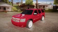 Chevrolet Tahoe LTZ 2013 Custom para GTA San Andreas