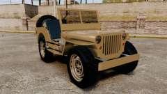 Willys MB para GTA 4