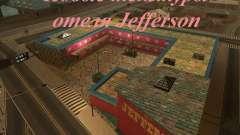 Nuevas texturas en Jefferson
