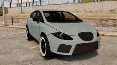Seat Leon Gtaciyiz para GTA 4