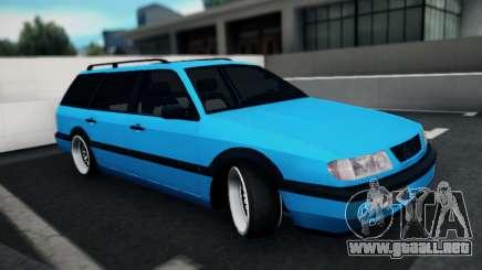 Volkswagen Passat Caravan 1993 Avant Style para GTA San Andreas