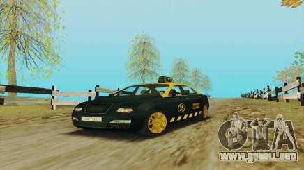 Taxi mercenarios 2 para GTA San Andreas