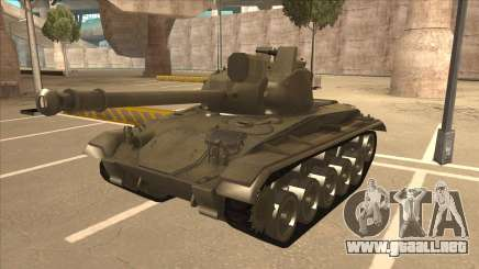 M41A3 Walker Bulldog para GTA San Andreas