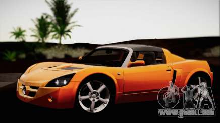 Opel Speedster Turbo 2004 para GTA San Andreas