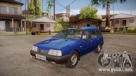 IZH 21261 Fabula BETA para GTA San Andreas