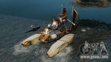 Bote de aire para GTA 4