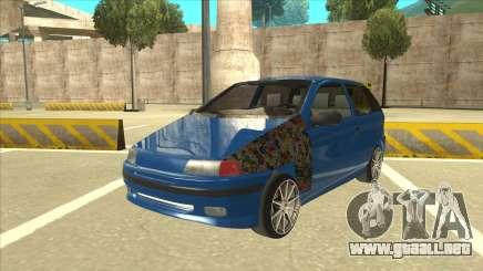 Fiat Punto MK1 Tuning para GTA San Andreas