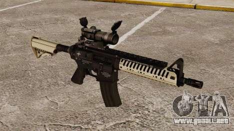 Automático carabina M4 VLTOR v4 para GTA 4