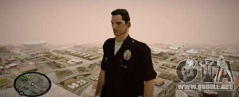 Los Angeles Police Officer para GTA San Andreas tercera pantalla