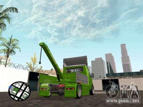 Gacela grúa para GTA San Andreas left