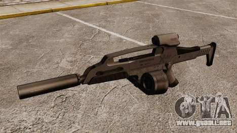 HK XM8 assault rifle v2 para GTA 4 tercera pantalla