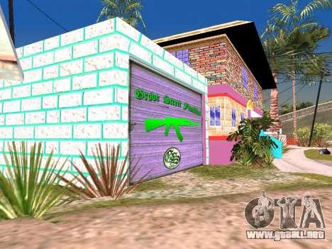 Textura Karl House para GTA San Andreas quinta pantalla