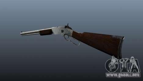 Winchester Repeater v2 para GTA 4 segundos de pantalla