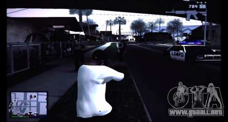 LifeSecond (Slowmotion Mod) para GTA San Andreas