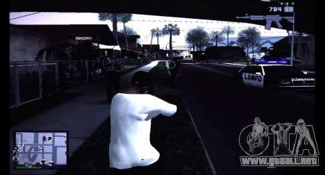 LifeSecond (Slowmotion Mod) para GTA San Andreas
