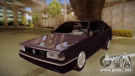 Volkswagen Gol para GTA San Andreas
