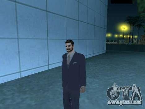 MafiaBoss HD para GTA San Andreas segunda pantalla