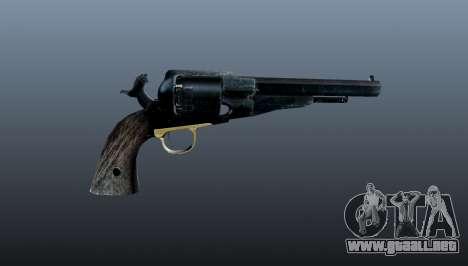 V1 revólver Remington para GTA 4 tercera pantalla