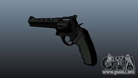 Raging Bull revólver Taurus para GTA 4 segundos de pantalla