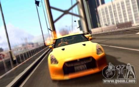ENBSeries by egor585 V3 Final para GTA San Andreas séptima pantalla