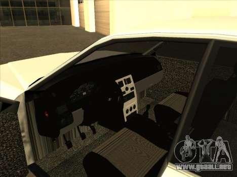 New Merit para GTA San Andreas vista hacia atrás
