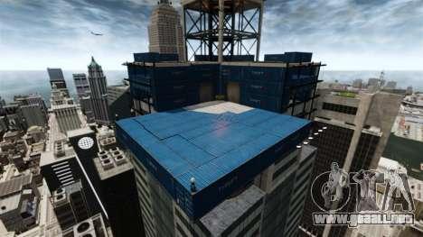 Ático v2.0 para GTA 4 segundos de pantalla
