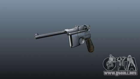 V1 pistola Mauser para GTA 4