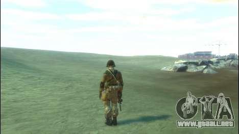 Un soldado ruso v 2.0 para GTA 4 tercera pantalla