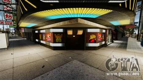 Tiendas reales v2 para GTA 4 séptima pantalla