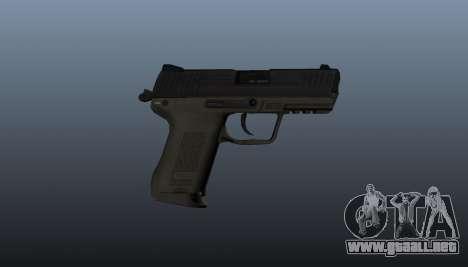 Pistola HK45C v2 para GTA 4 tercera pantalla