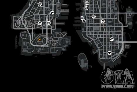 Una base defensiva para GTA 4 séptima pantalla