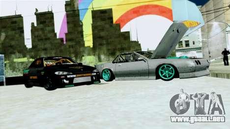 Buffalo Drift para GTA San Andreas left