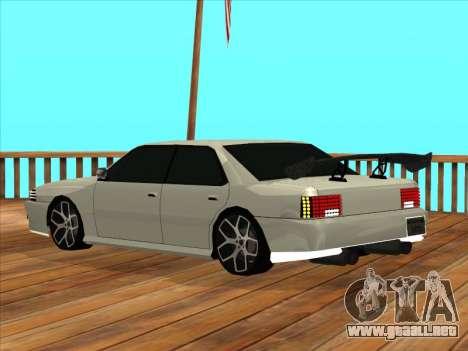New Sultan para GTA San Andreas left