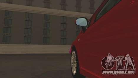 Fiat Grande Punto para el motor de GTA San Andreas