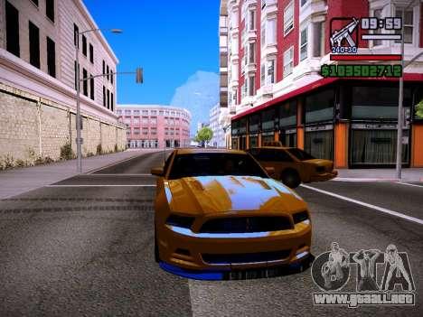 ENB by DjBeast for SA:MP Light Version para GTA San Andreas tercera pantalla