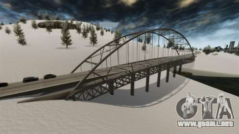 Ubicación Ártico (IV) [Final] para GTA 4 sexto de pantalla