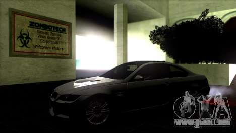 ENBSeries by egor585 V3 Final para GTA San Andreas tercera pantalla