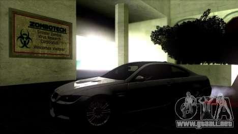 ENBSeries by egor585 V3 Final para GTA San Andreas tercera pantalla