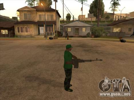 KORD para GTA San Andreas