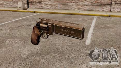 Revolver Dan Wesson 357 PPC para GTA 4