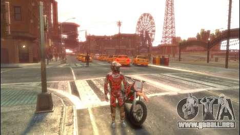 Jinete para GTA 4 segundos de pantalla
