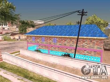 Textura Karl House para GTA San Andreas sexta pantalla